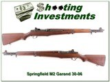 Springfield M1 Garand 1956 in original collector condition!