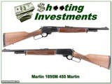Marlin 1895M in 450 Marlin 19in barrel Exc Cond! - 1 of 4