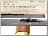 Winchester Lone Star 30-30 26in rifle NIB - 4 of 4