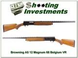 Browning A5 12 Magnum 68 Belgium