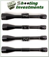 Weatherby Imperial 2 ¾ - 10 X German Rifle Scope POST!