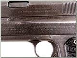 Colt 1902 Sporting 38 ACP made in 1904 all original! - 4 of 4