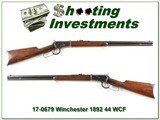 Winchester 1892 in rare 44 WCF made in 1903! - 1 of 4