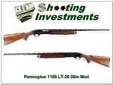 Remington 1100 LT-20 20 Gauge 28in Vent Rib Modified - 1 of 4