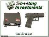 H&K Heckler & Koch USP Lem Trigger 40 S&W