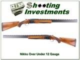 Nikko Model EVB712 12ga 28 Inch