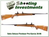Sako Finnbear Deluxe L61R 30-06 collector condition! - 1 of 4