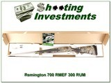 Remington 700 SS Rockly Mountain Elk 300 RUM