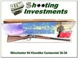 Winchester Model 94 Klondike Centennial 1 of 450