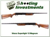 Ithaca Model 37 rare Featherlight 12 Magnum collector - 1 of 4