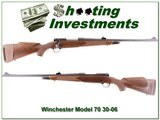 Winchester Model 70 1972 New Haven made 30-06