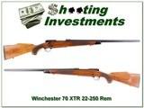 Winchester Model 70 XTR 22-250 Varmint!
