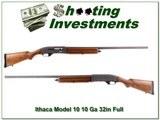 Ithaca Model 10 10 Gauge 32in full