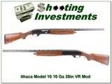 Ithaca Model 10 10 Gauge 3.5in 28in Vent Rib