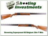 Browning Superposed 12 Gauge Magnum 30in Full and Mod - 1 of 4