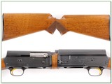 Browning A5 20 Ga 68 Belgium blond VR 26in IC for sale - 2 of 4
