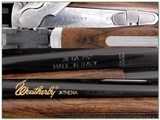 Weatherby Athena 28 Gauge unfired NIC! for sale - 4 of 4