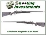 Christensen Arms Model 14 Ridgeline 6.5-284 Norma for sale - 1 of 4