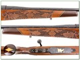 Weatherby Crown Custom fully engraved 300 Wthy Mag - 3 of 4
