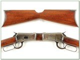 Winchester Model 92 in 25-20 WCF made in 1922 for sale - 2 of 4