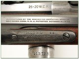 Winchester Model 92 in 25-20 WCF made in 1922 for sale - 4 of 4