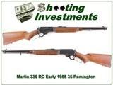 Marlin 338 SC 35 Remington very early 1955 gun! - 1 of 4