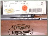 Browning BL-22 Grade 2 125 Year Anniversay 22 - 4 of 4