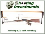 Browning BL-22 Grade 2 125 Year Anniversay 22 - 1 of 4