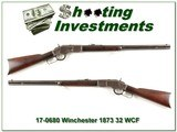 Winchester 1873 in 32 WCF made in 1902 for sale - 1 of 4