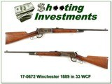 Winchester 1886 in RARE Takedown 33 WCF all original for sale - 1 of 4