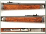 Winchester 1886 in RARE Takedown 33 WCF all original for sale - 3 of 4