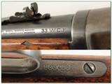 Winchester 1886 in RARE Takedown 33 WCF all original for sale - 4 of 4