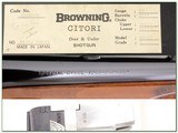 Browning Citori Grade 5 collector ANIB 12 Ga Skeet for sale - 4 of 4