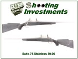 Sako 75 All-Weather Stainless 30-06 for sale - 1 of 4