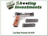 Les Baer Custom Premier 1911 45 ACP for sale
