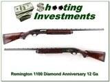 Remington 1100 Silver Anniversay Limited Edition 12 Ga