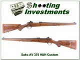 Sako AV Mannlicher Custom 375 H&H for sale