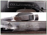 Colt Automatic Target 22LR made in 1926 for sale - 4 of 4