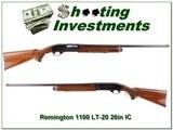 Remington 1100 LT-20 26in IC barrel! for sale