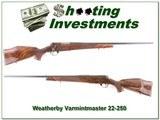 Weatherby Mark V Varmintmaster XX Wood 22-250 - 1 of 4