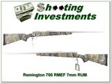 Remington 700 SS Rockly Mountain Elk 7mm RUM for sale - 1 of 4