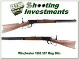 Winchester 1892 in 357 Magnum 20in Exc Cond! - 1 of 4