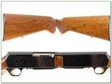 Browning BAR Grade 2 308 72 Belgium collector! - 2 of 4