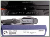 Colt New Agent Lightweight 45 ACP NIC for sale - 4 of 4