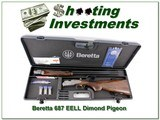 Beretta S 687 EELL Diamond Pigeon 28 Ga ANIC! for sale - 1 of 4