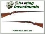 Parker Trojan 20-gauge with 50% case color for sale - 1 of 4