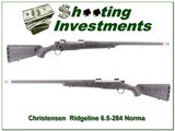 Christensen Arms Model 14 Ridgeline 6.5-284 Norma for sale - 1 of 4