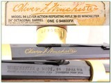 Winchester 94 38-55 Oliver Winchester unfired in box - 4 of 4