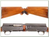 Browning A5 Sweet Sixteen 57 Belgium 26in VR IC - 2 of 4
