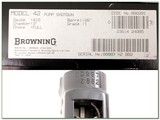 Browning Model 42 410 NIB Box! - 4 of 4